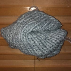 H&M Infinity Cowl Grey Scarf